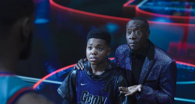 Space Jam - A New Legacy_Don Cheadle_foto dal film 1