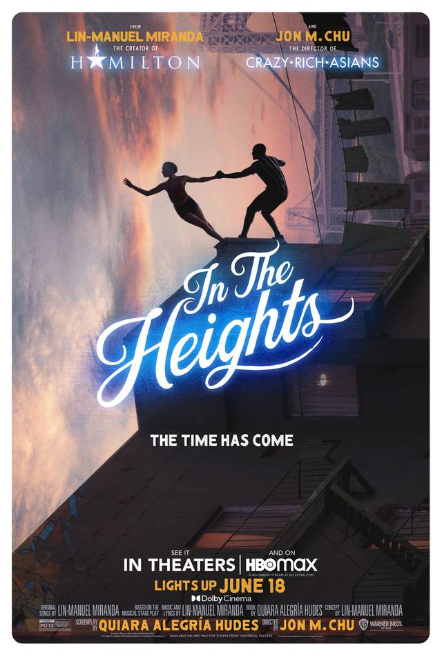 Sognando a New York - In The Heights Poster USA 1