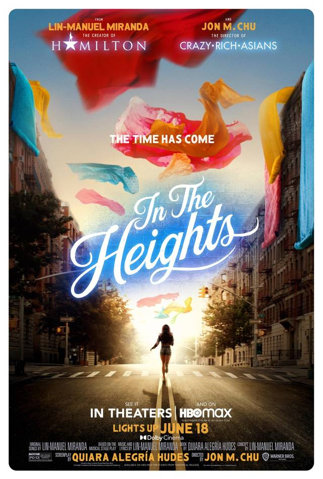 Sognando a New York - In The Heights Poster USA 2