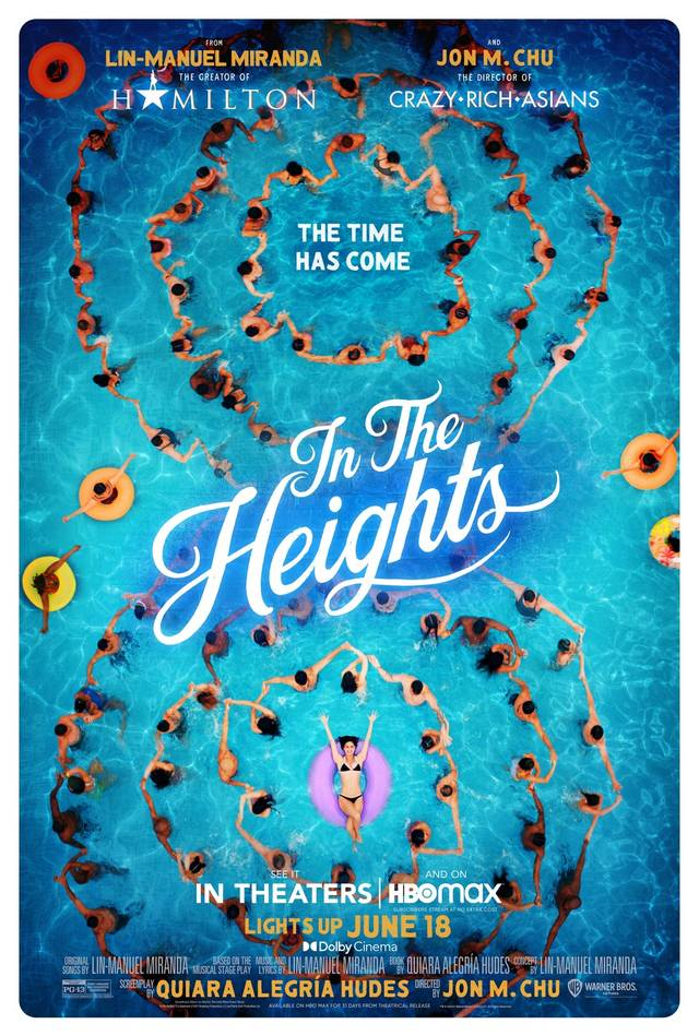 Sognando a New York - In The Heights Poster USA 4