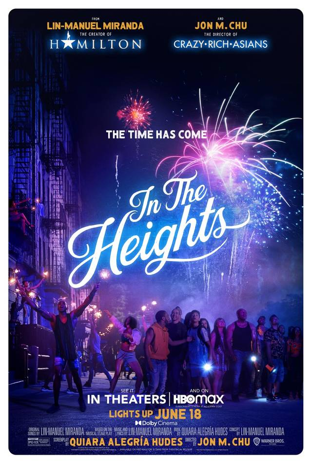 Sognando a New York - In The Heights Poster USA 5