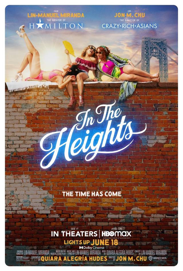 Sognando a New York - In The Heights Poster USA 6