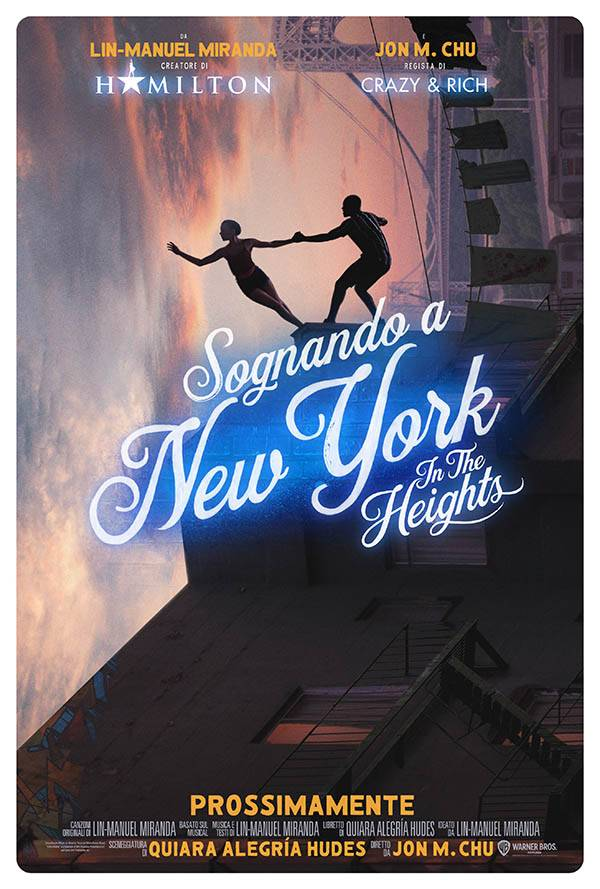 Sognando a New York - In the Heights_Poster Italia 1