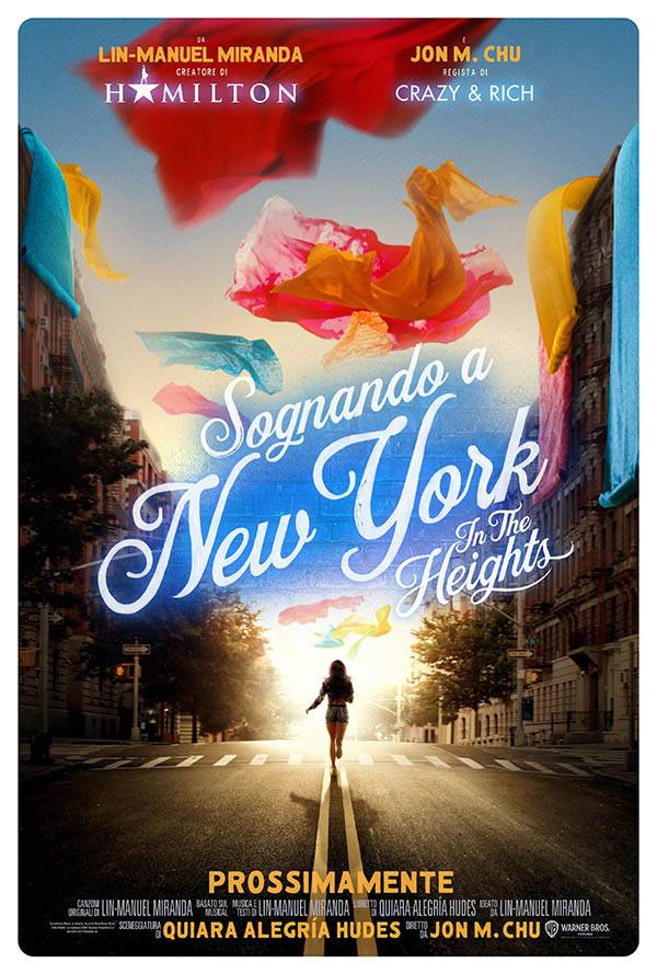 Sognando a New York - In the Heights_Poster Italia 3