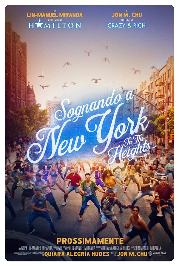 Sognando a New York - In the Heights_Poster Italia 5