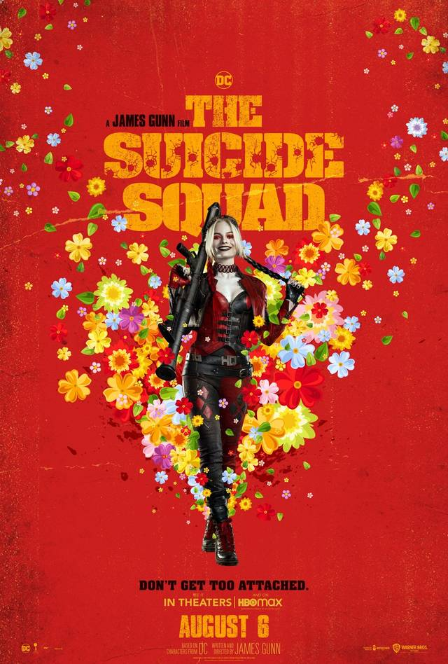 The Suicide Squad Teaser Character Poster USA 9
