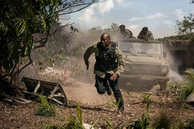 Fast & Furious 9 - The Fast Saga Tyrese Darnell Gibson foto dal film 3