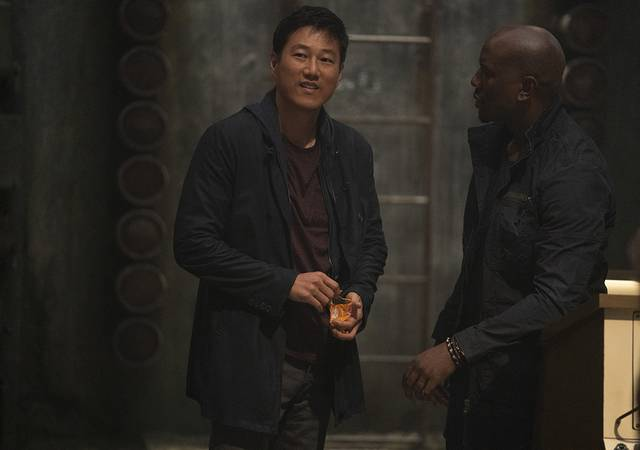 Fast & Furious 9 - The Fast Saga Sung Kang Tyrese Darnell Gibson foto dal film 1