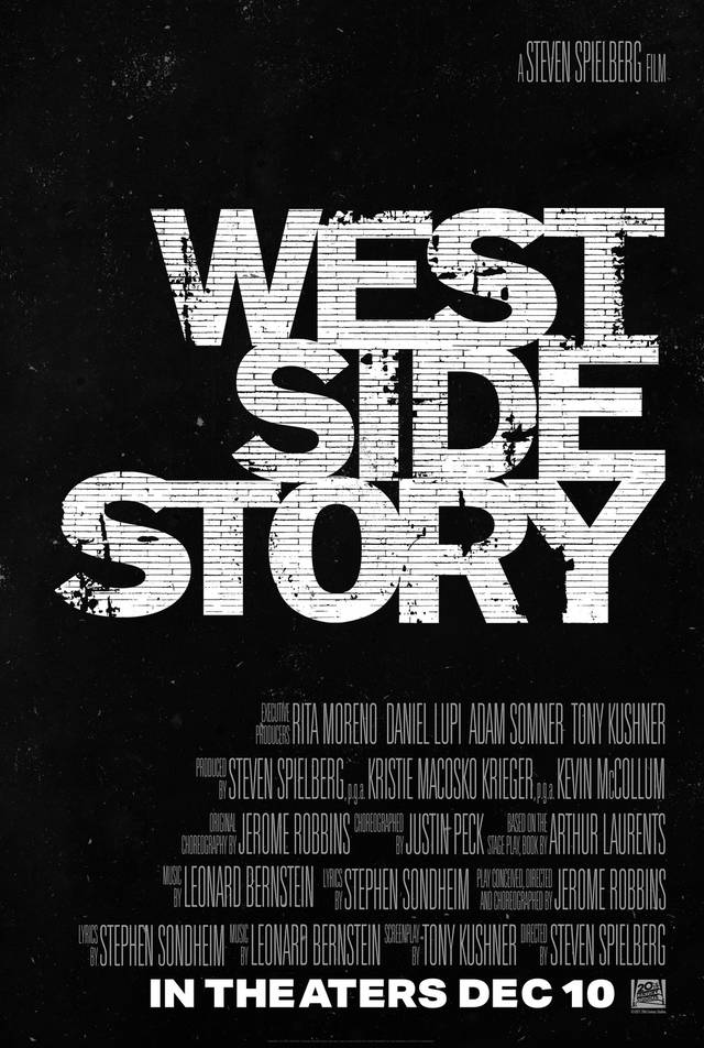 West Side Story Poster USA
