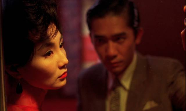 In the Mood for Love Maggie Cheung Tony Leung Chiu Wai foto dal film 5