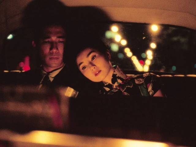 In the Mood for Love Maggie Cheung Tony Leung Chiu Wai foto dal film 6