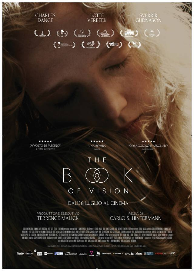 The Book of Vision Poster Italia