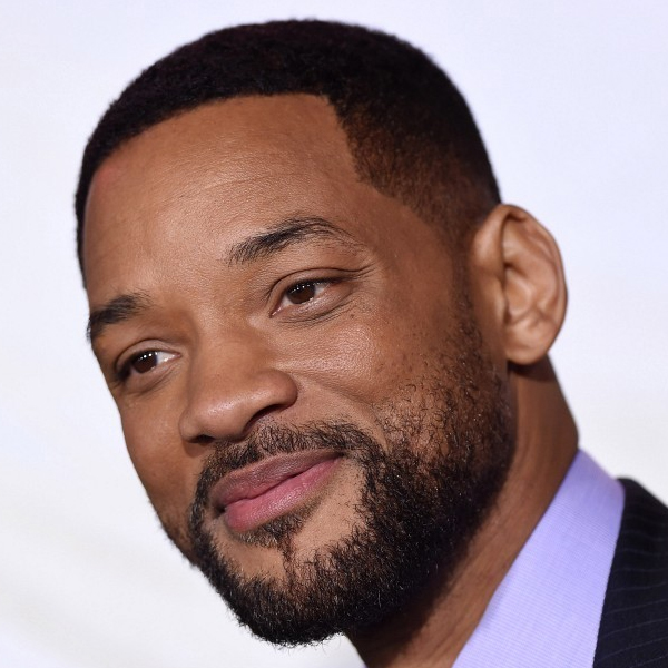 Willard Christopher Smith Jr. (Will Smith)