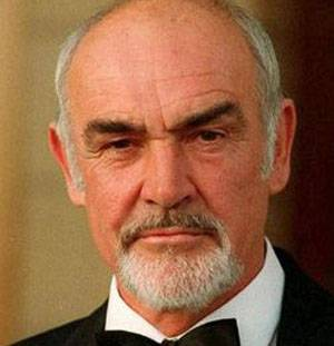 Sean Thomas Connery