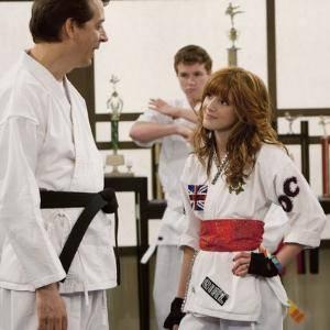Lezione di Karate!