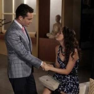 Quando fa Serena e Nate iniziano incontri in Gossip Girl