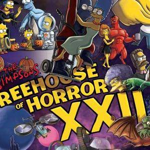 Treehouse of Horror XXII
