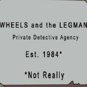 Wheels and The Legman and The Case of Grandpa's Key