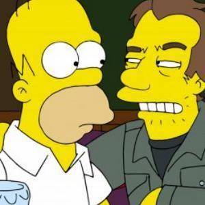 Homer va a scuola di preparazione