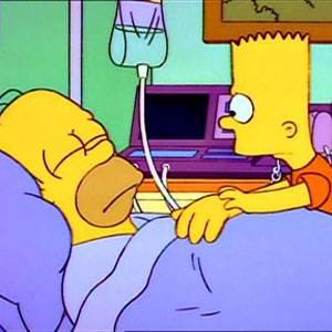 Siamo arrivati a questo: un clip show dei Simpson