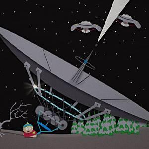 Cartman si becca una sonda anale