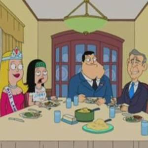 Bush viene a cena