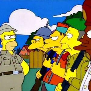 Homer il vigilante