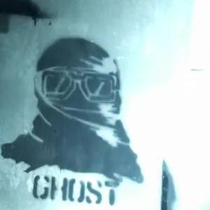 Il fantasma in azione