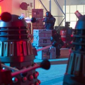 All'interno di un Dalek