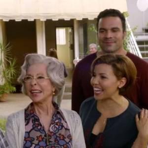 Lisette's Abuela Visits