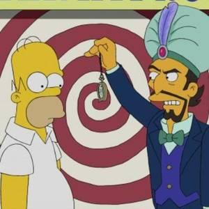 Bart's New Friend