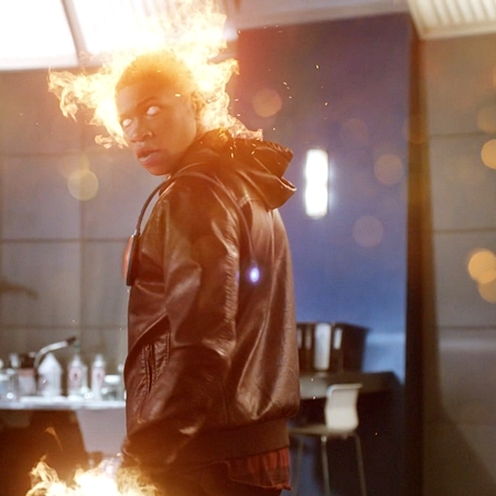 La furia di Firestorm