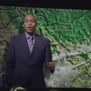 Le previsioni del tempo di Mike