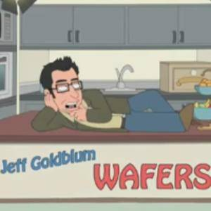 Jeff Goldblum Wafers