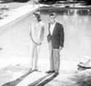 La piscina stregata