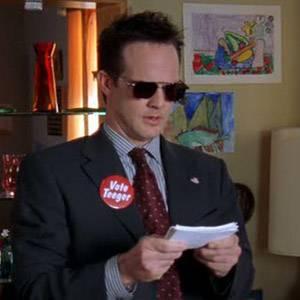 Il signor Monk e l'elezione