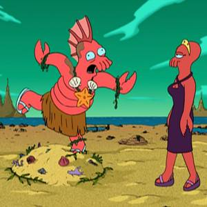 Crostaceo in amore