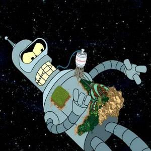 Bender servizio di incontri Futurama Android siti di incontri