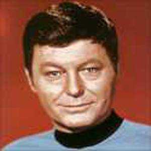 "Leonard Horatio ""Bones"" McCoy"