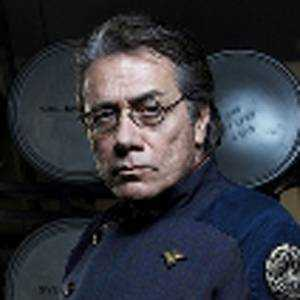 Comandante William 'Bill' Adama