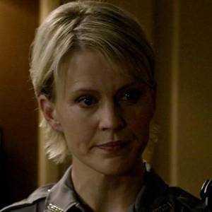 Sheriff Elizabeth Forbes