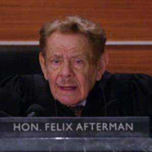 Giudice Felix Afterman