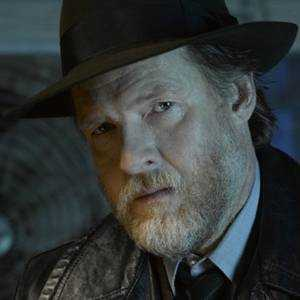 Det. Harvey Bullock