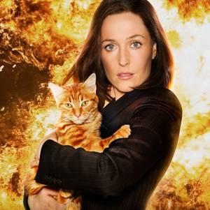 MI7 Agente Pamela Head