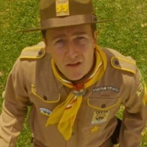 Il capo scout Ward