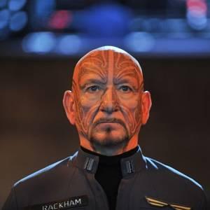 Comandante Mazer Rackham