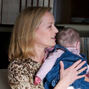 Édith, la mamma di Nicolas