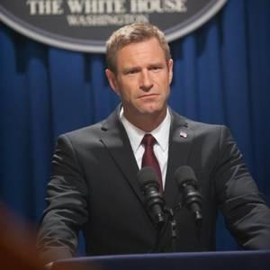 Il Presidente degli Stati Uniti Benjamin Asher