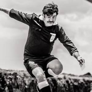 L'arbitro Mureno