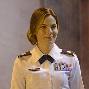 Luogotenente colonnello Violet Van Patten
